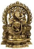 Ganesh ,God of success. Hindu successful God ,Region life royalty free stock image