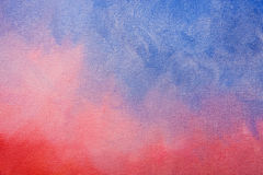 kanfas målad textur royaltyfria bilder