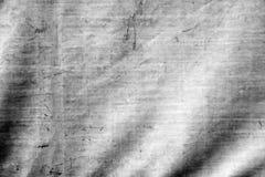 Kanfasbakgrund eller textur. Royaltyfria Foton