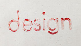 kanfasdesign Royaltyfria Bilder