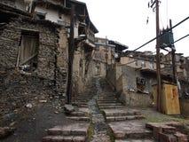 Kang-Dorf, der nordöstliche Iran Lizenzfreies Stockfoto