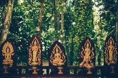 Kanganaburi di Buddha Fotografie Stock Libere da Diritti