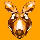 Kangaroo royalty free illustration