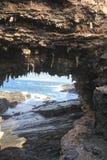 Kangaroo Island Admirals Arch Australia Stock Photo