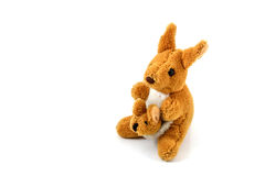 Kangaroo toys Stock Photos