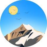 Kangchenjunga photographie stock libre de droits