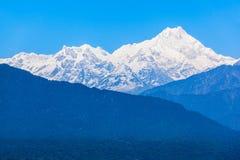 Kangchenjunga view, Gangtok Stock Images