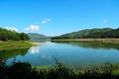 Kangkrajarn tamy krajobraz Fotografia Stock
