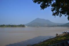Kangkudkhu Loei泰国 图库摄影