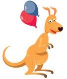 Kangoeroe Royalty-vrije Stock Afbeeldingen