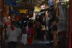 Kangra виска Brijeshwari - Himachal Pradesh Стоковое Изображение