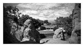 Kangra-Art lizenzfreies stockfoto