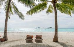 Kani Island Beautiful Island, de Maldiven Jun 2016 Stock Fotografie