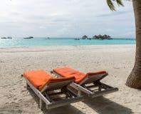 Kani Island Beautiful Island, de Maldiven Jun 2016 Stock Foto's