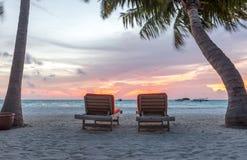 Kani Island Beautiful Island, de Maldiven Jun 2016 Royalty-vrije Stock Fotografie