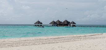 Kani Island Beautiful Island, Maldives Jun 2016. Stock Photos