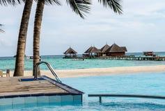 Kani Island Beautiful Island, Maldives Jun 2016. Stock Image