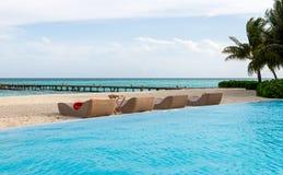 Kani Island Beautiful Island, Maldives Jun 2016. Royalty Free Stock Photo