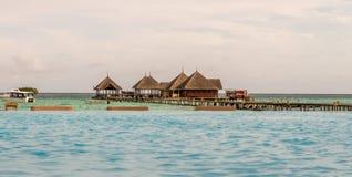 Kani Island Beautiful Island, Maldives Jun 2016. Royalty Free Stock Photos