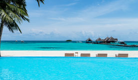 Kani Island Beautiful Island, Maldives Jun 2016. Royalty Free Stock Images
