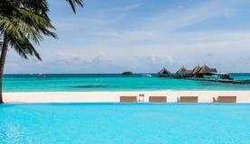 Kani Island Beautiful Island, Maldives Jun 2016. Royalty Free Stock Photography