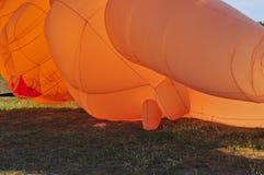 Kania i balon Zdjęcia Royalty Free