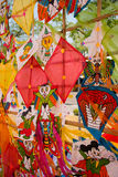Kania kolorowa Obrazy Royalty Free