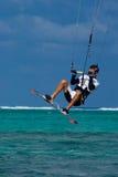 kania surfingowiec Obraz Stock