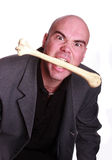 kanibalski mężczyzna Zdjęcie Stock