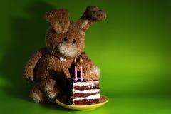 Kaninchenspielzeug Lizenzfreie Stockfotos