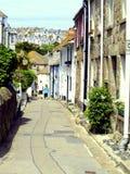Kaningården, St Ives, Cornwall. Arkivfoto