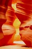 kanion antylopy Zdjęcie Royalty Free