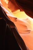 kanion antylopy Fotografia Royalty Free