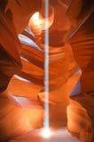 kanion antylopy Obrazy Stock