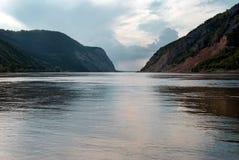 kanion Dunaju Zdjęcia Royalty Free