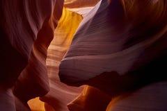 kanion niższy antylopy Zdjęcia Stock