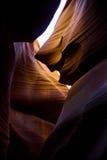 kanion niższy antylopy Zdjęcie Royalty Free
