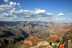 kanion parku narodowego obręcz na południe grand Zdjęcie Royalty Free