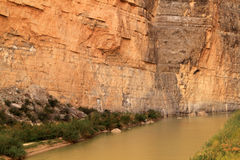 kanion Santa Elena Obraz Stock