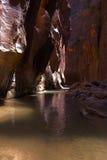 kanionu rzeki zatoczek Obraz Royalty Free