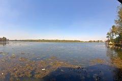 Kanja sjö Royaltyfri Bild
