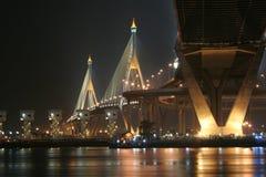Kanjanapisek bridge Stock Photography