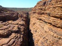 kanjon arkivfoton
