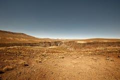 Kanjon Royaltyfria Bilder