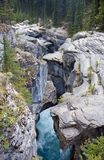 kanjon 4 arkivfoto