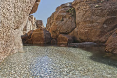 kanjon Royaltyfria Foton