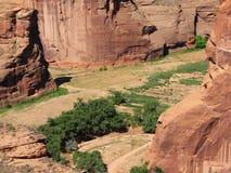kanjon chelly de Royaltyfria Foton