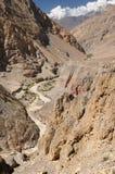 Kanjon Cotahuasi, Peru Royaltyfria Bilder