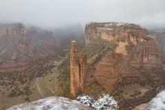 Kanjon de Chelly Royaltyfria Bilder