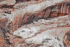 Kanjon de Chelly Arkivbilder